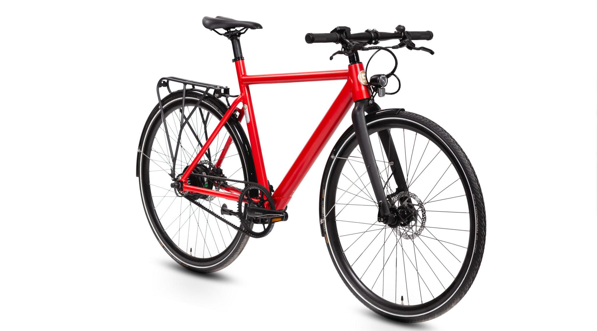 Rower elektryczny BZEN Milano M