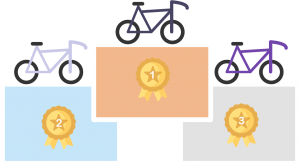 ranking rowerów damskich