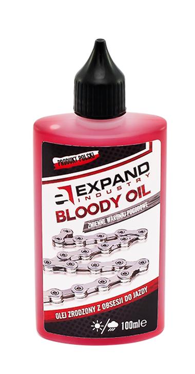 bloody oil olej do łańcucha rowerowego