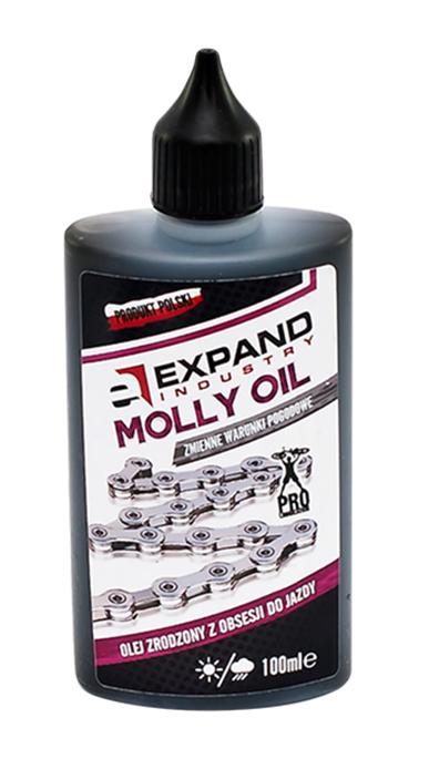 mooly oil olej do łańcucha rowerowego