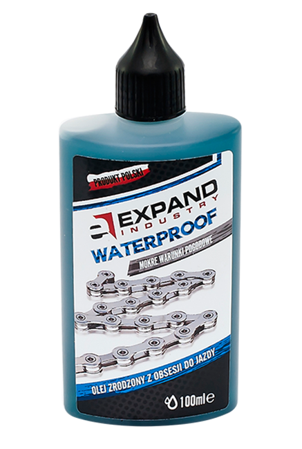 waterproof olej do łańcucha rowerowego