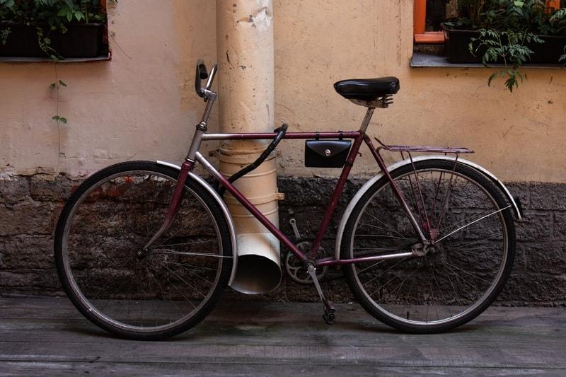 budowa roweru