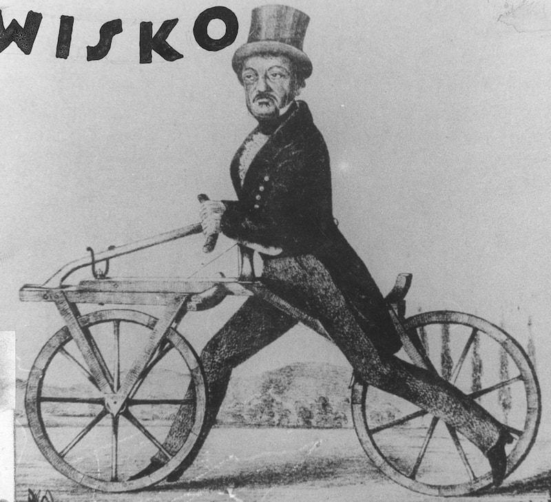 pierwszy polski rower