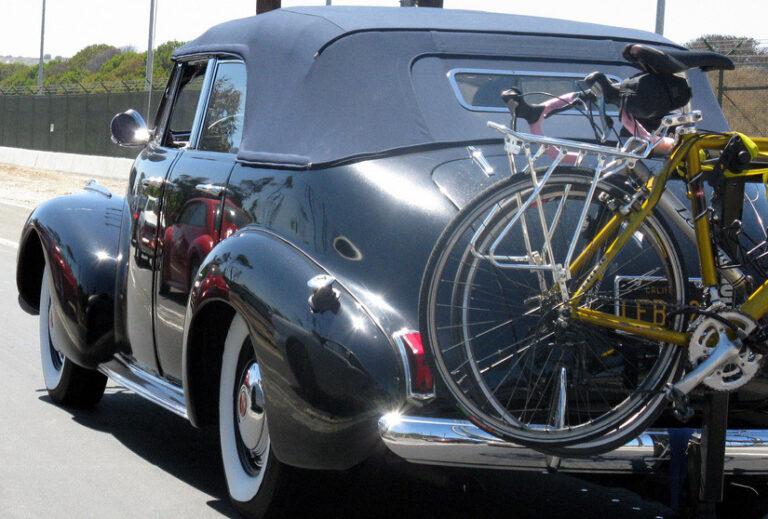 bagażnik na rower do samochodu