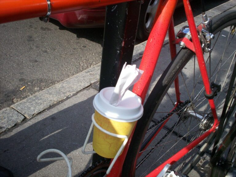 bidon na rower