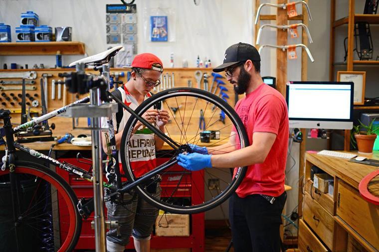 sklepy rowerowe w dobie koronawirusa