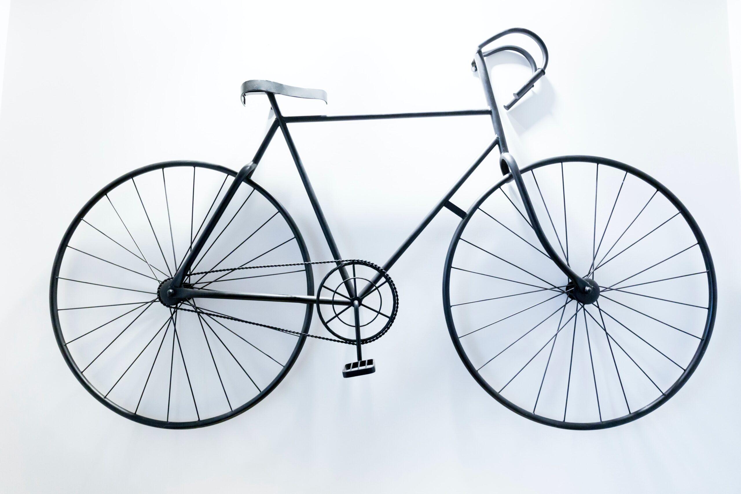 jak przechowywać rower w mieszkaniu