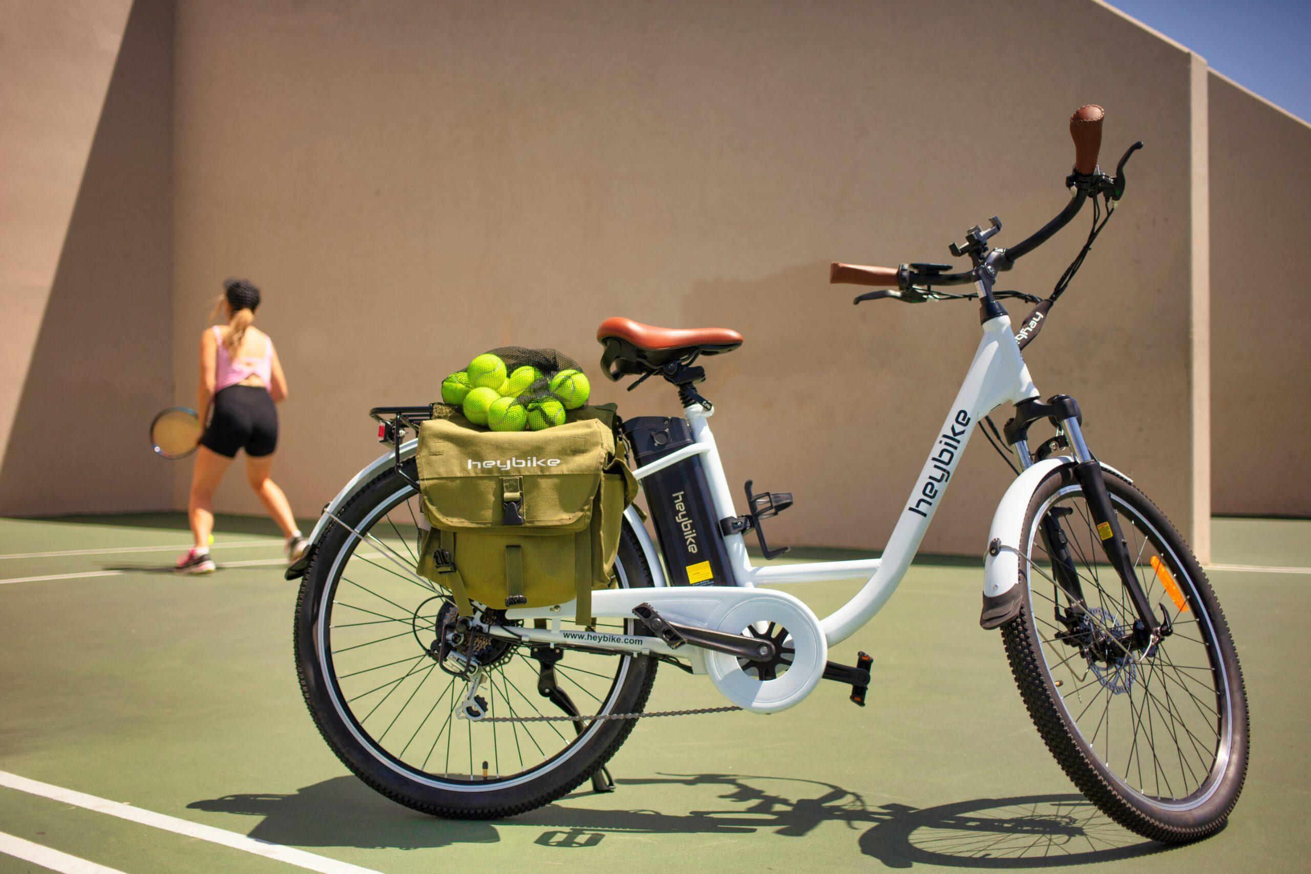 elektryczny rower miejski