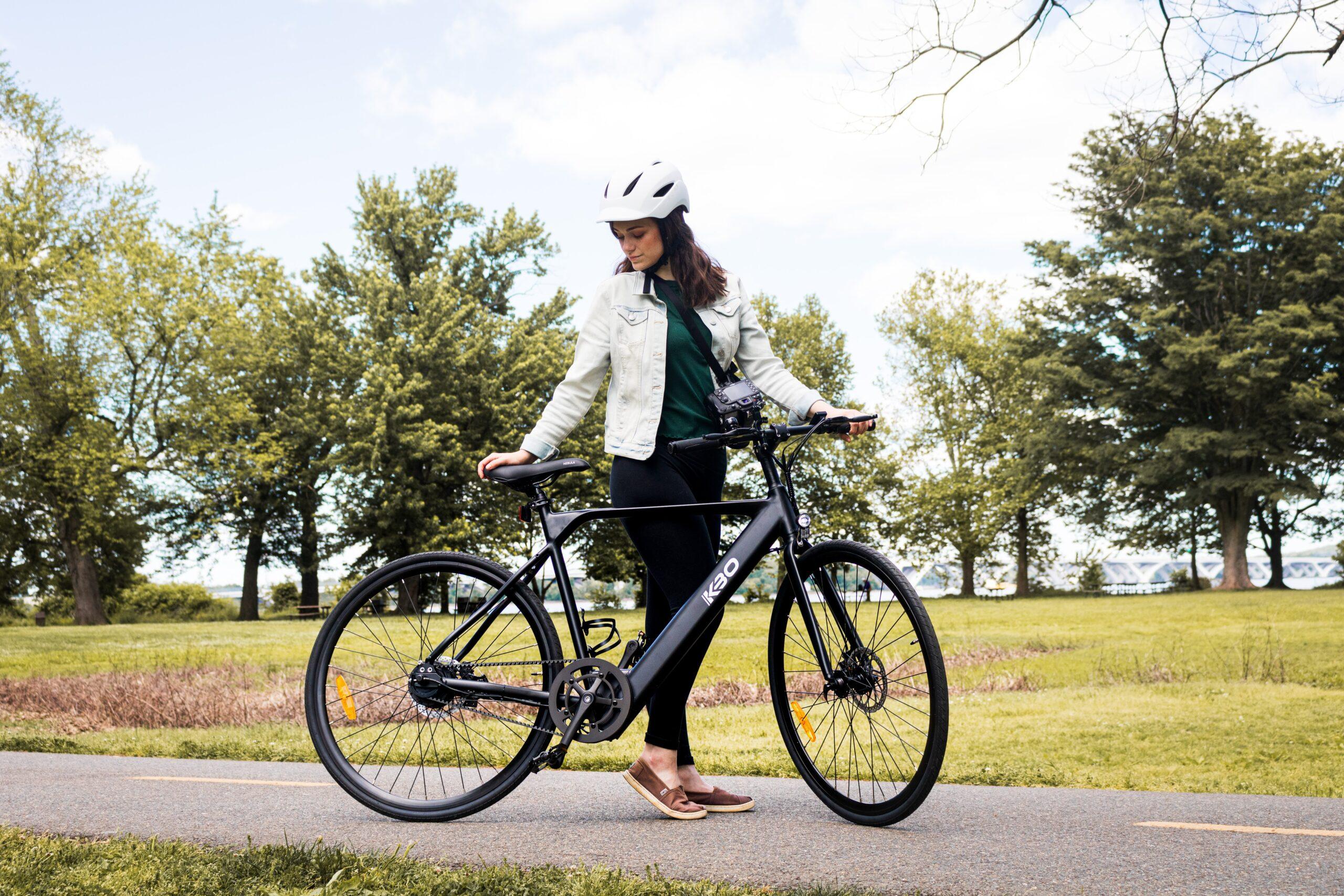 Rama roweru damskiego
